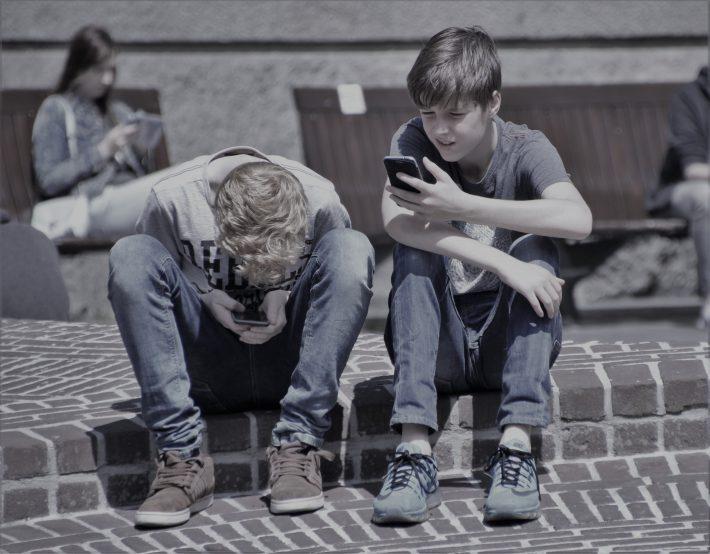 Smartphone-nakke og sundhed i en digital hverdag